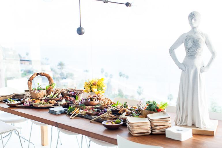 bridal-shower-cheese-buffet