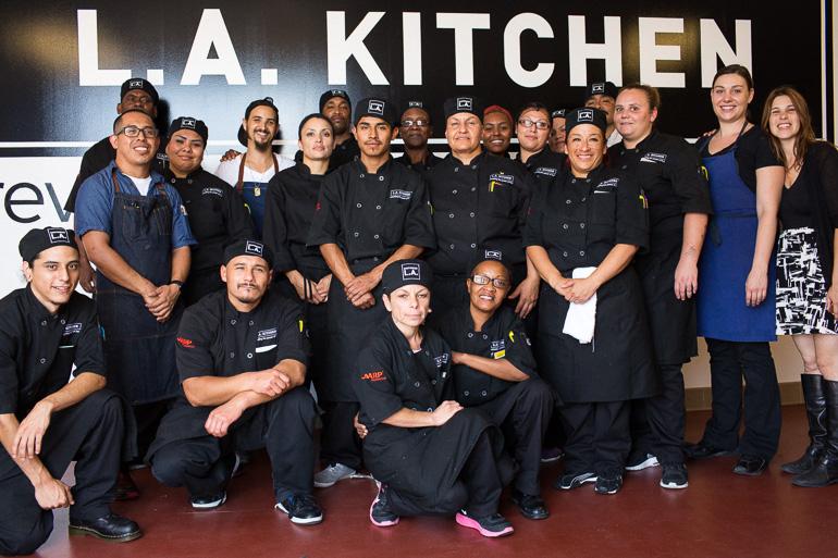 la-kitchen-class-4-students