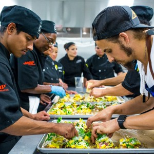 LA Kitchen Class 4