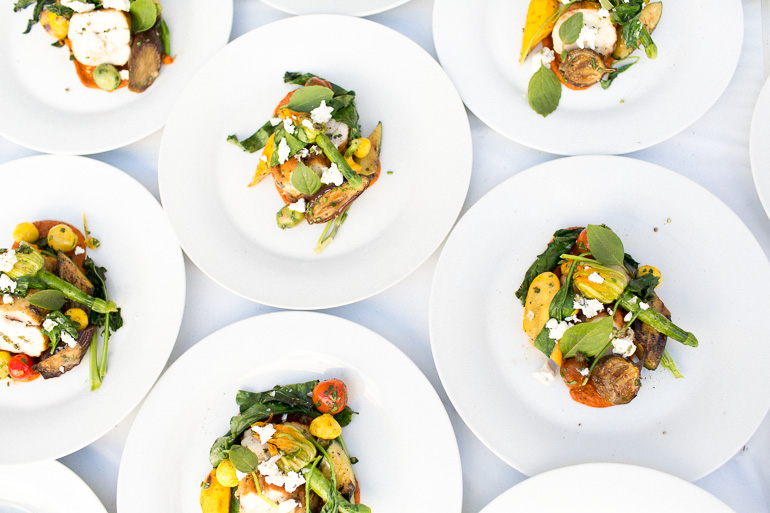 Chicken-plates-Heirloom LA