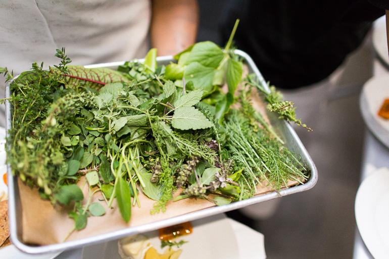 herbs-garnish-sheet-tray-kitchen