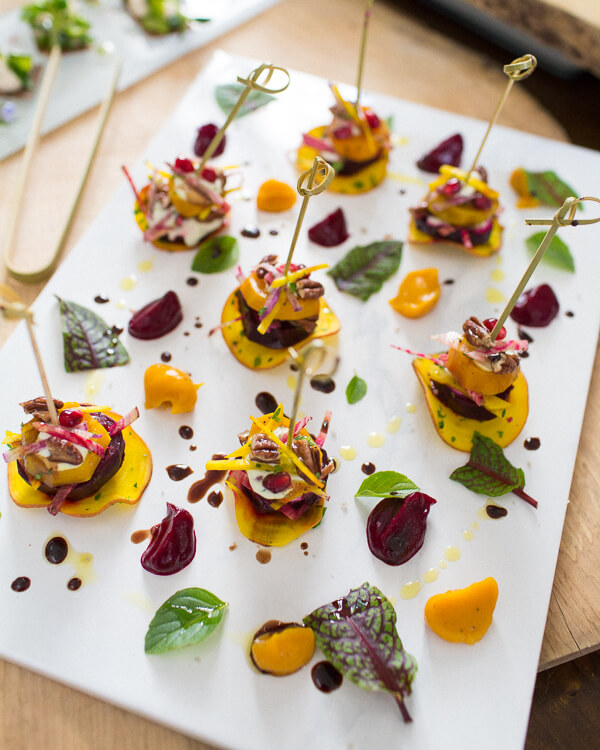 beets-appetizer-tray-event-los-angeles
