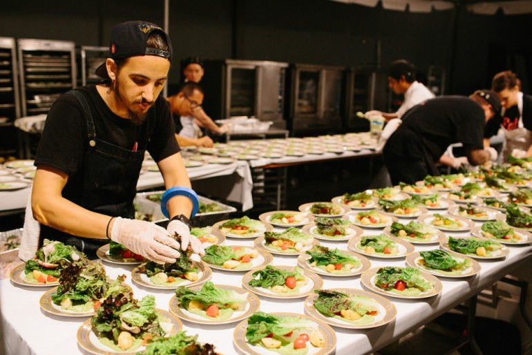 plating-salads-chef-catering