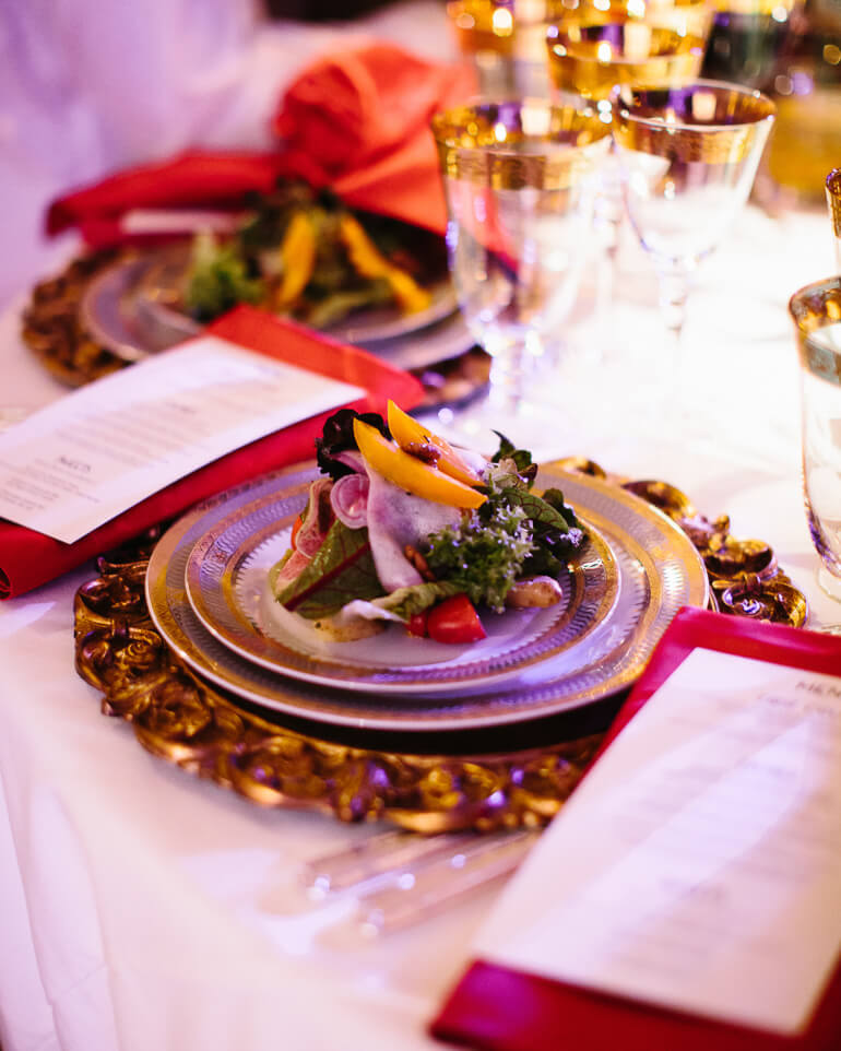salad-menu-dinner-event-gilded