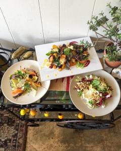 February Salads