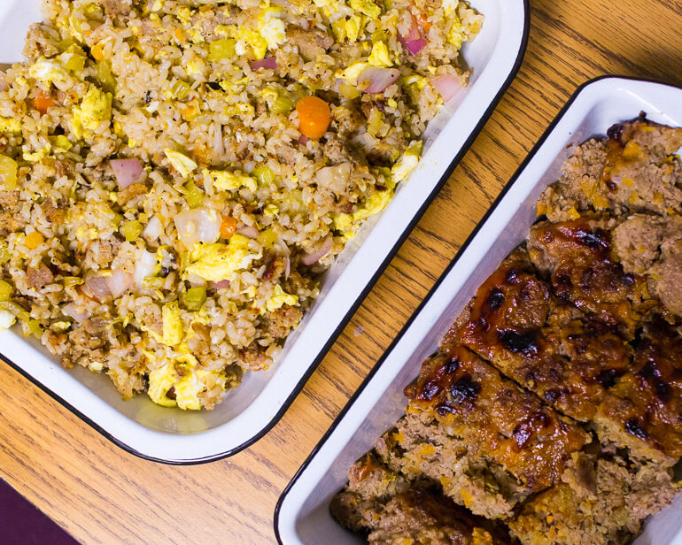 cooking-meatloaf-fried-rice-st-annes