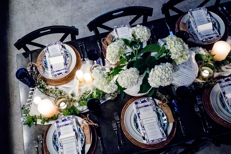 table-settings-plates-pottery-barn-flowers