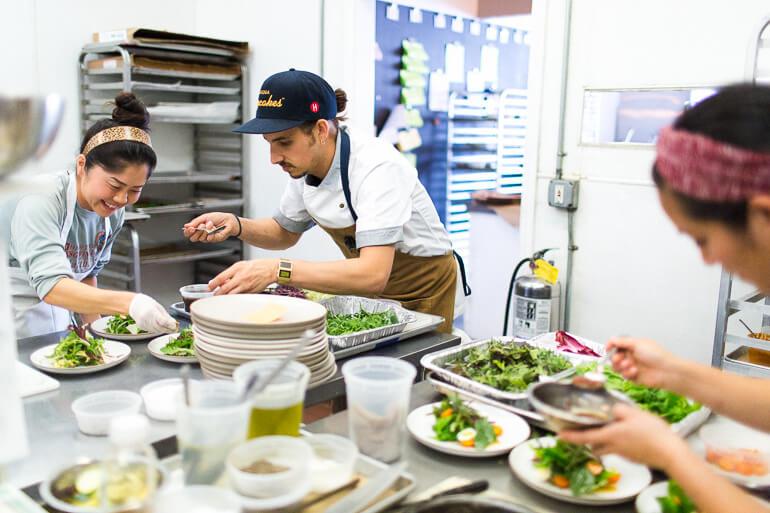 preparing-salads-catering-los-angeles-heirloom-la