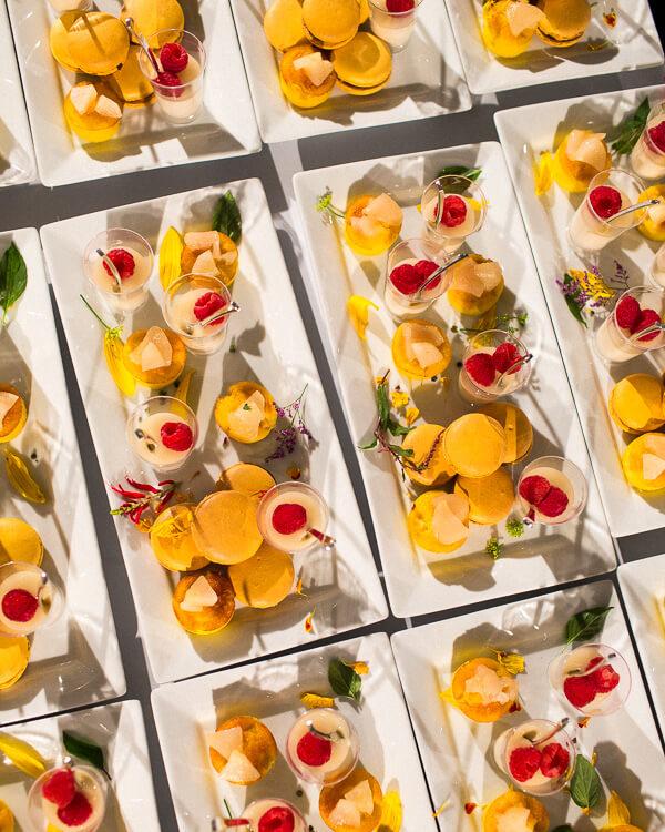dessert-platter-catering-dinner-fundraiser-silverlake