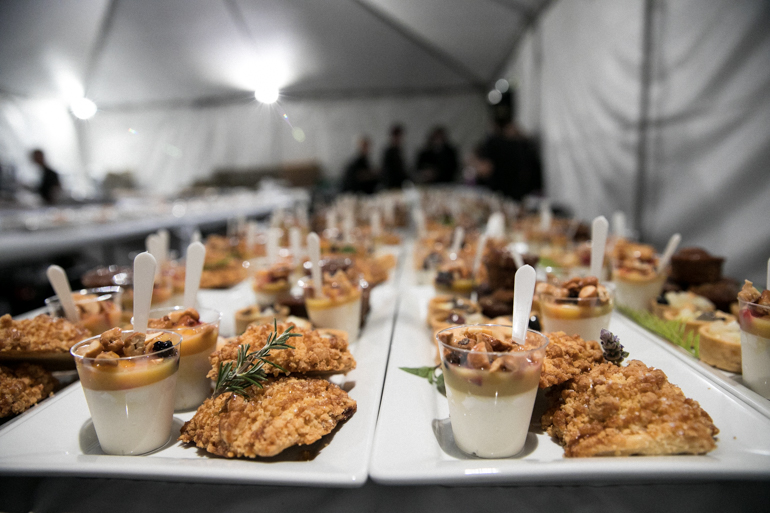 Catering, red hot chili peppers, silverlake Conservatory of Music, Heirloom LA