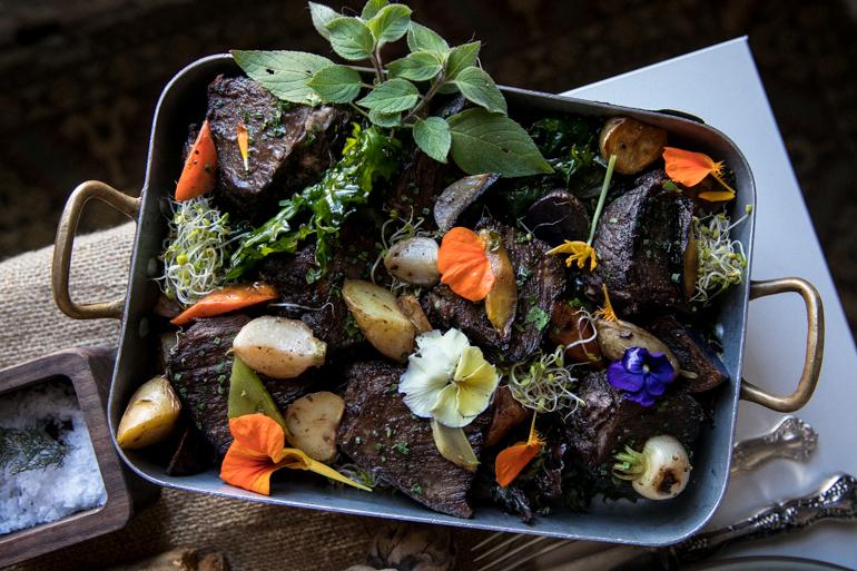 Passover, Beef