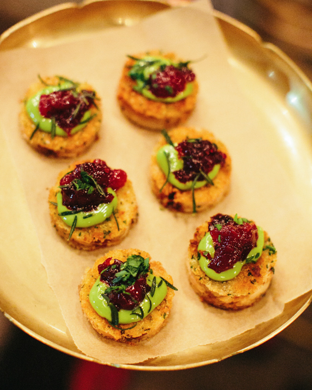 turducken, heirloom la, holiday party, appetizers, catering, holiday