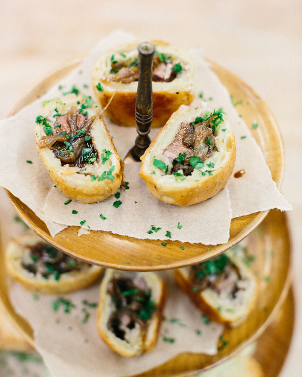 heirloom la, holiday party, appetizers, catering, holiday