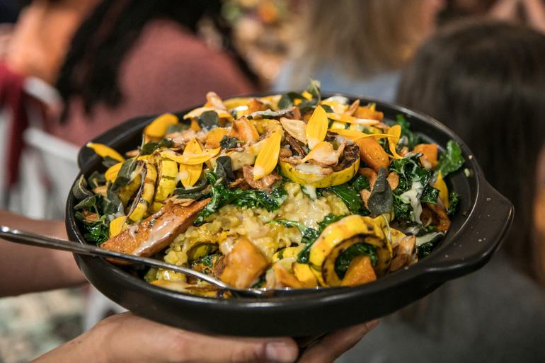 koda rice, squash, farm to table, heirloom la
