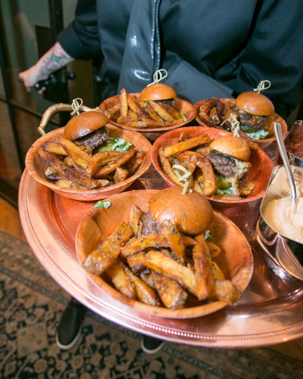 sliders, appetizer, breads, heirloom la, pryor events, new years eve, los angeles, beverly hills, los angeles catering, events, los angeles events, catering